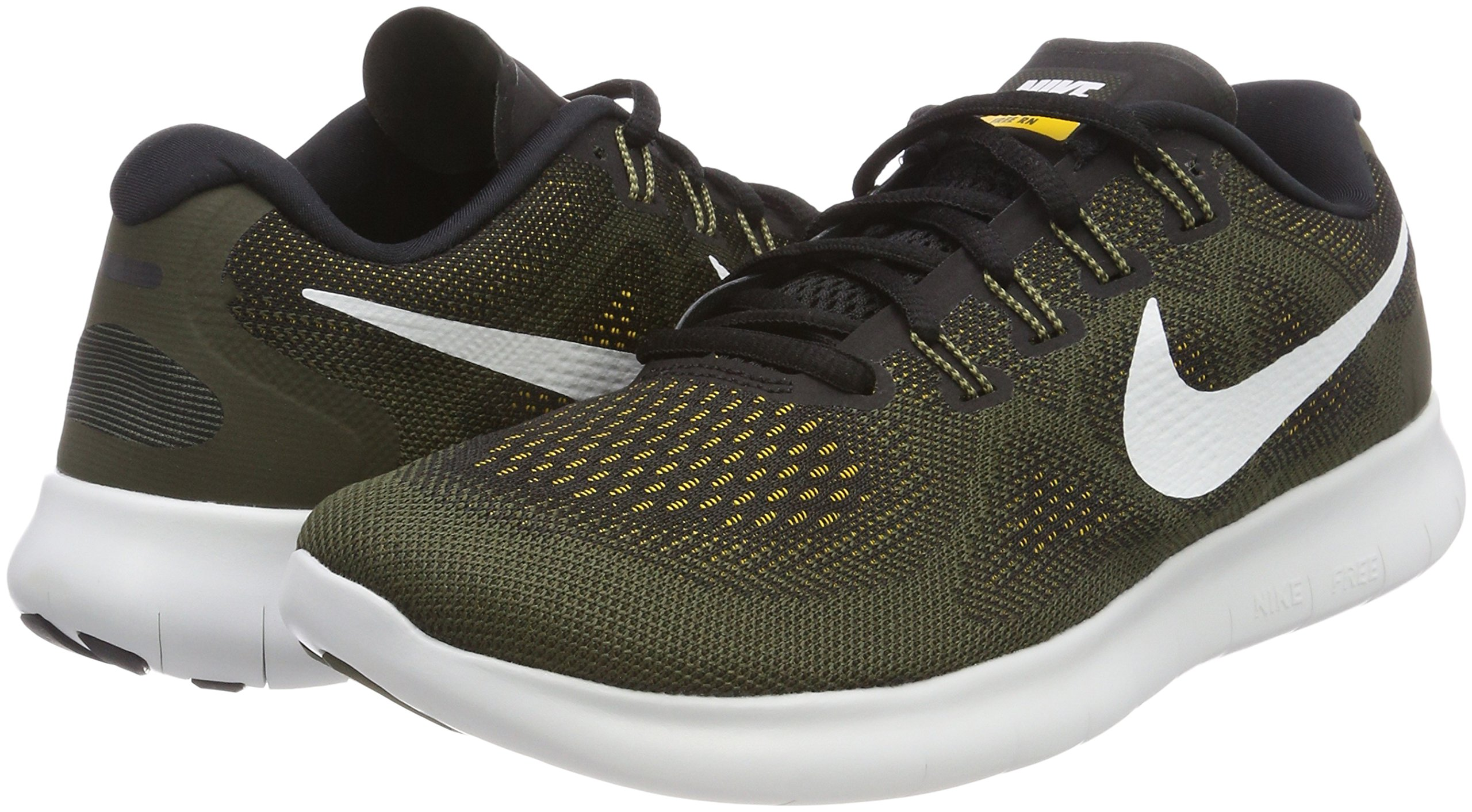 NIKE Free Rn 2017 Mens Style: 880839-008 Size: 8 by Nike (Image #5)