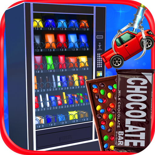 Real Vending Machine Simulator - Kids Snack Machines & School Lunch Food Maker Games FREE