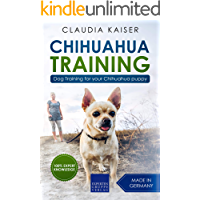 Chihuahua Training: Dog Training for your Chihuahua puppy