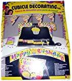 Cubicle Birthday Decorating Kit 72463