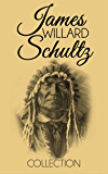 James Willard Schultz Collection: Bird Woman (Sacajawea) the Guide of Lewis and Clark, Lone Bull's Mistake, Rising Wolf the White Blackfoot and Apauk, Caller of Buffalo