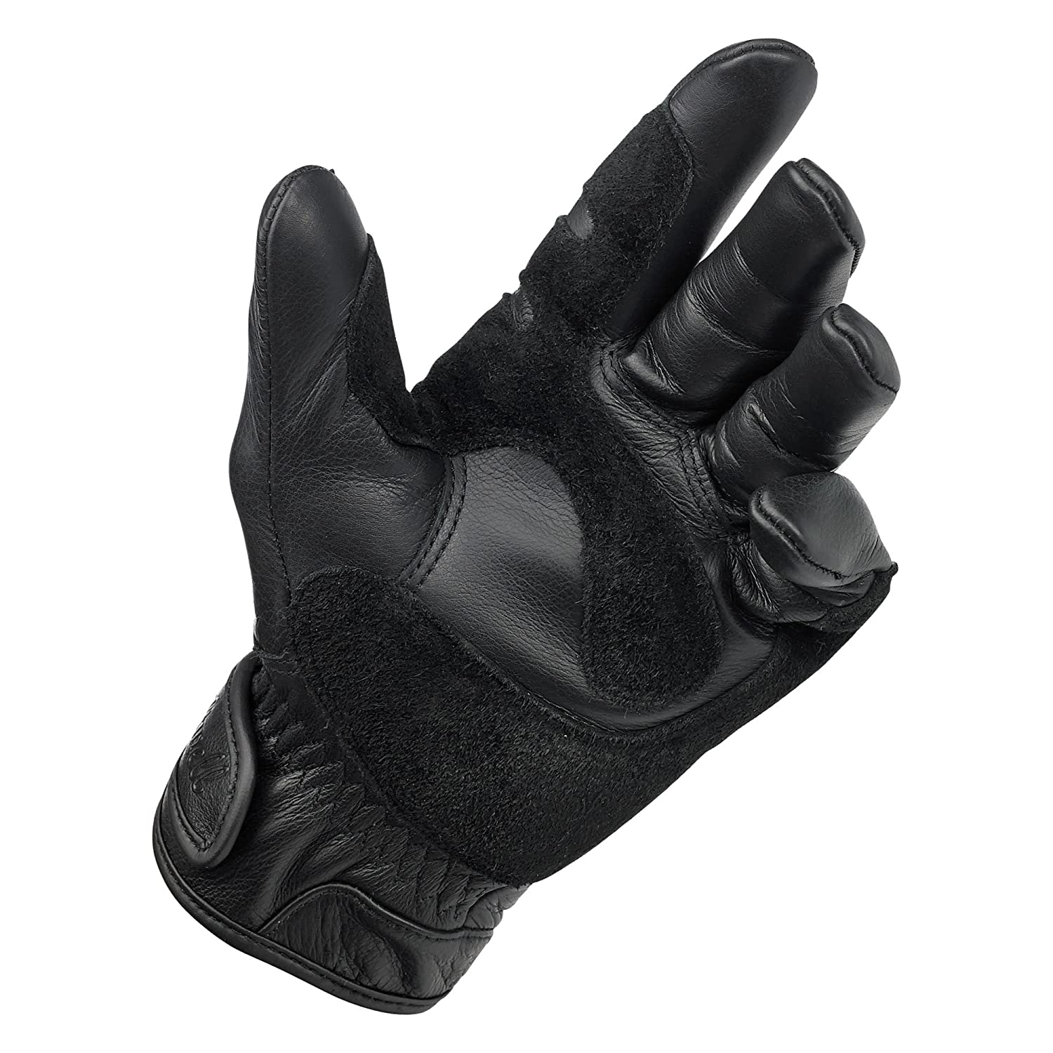 Biltwell Work Gloves Black, Large