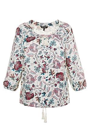ULLA POPKEN FASHION bunte Bluse multicolor NEU