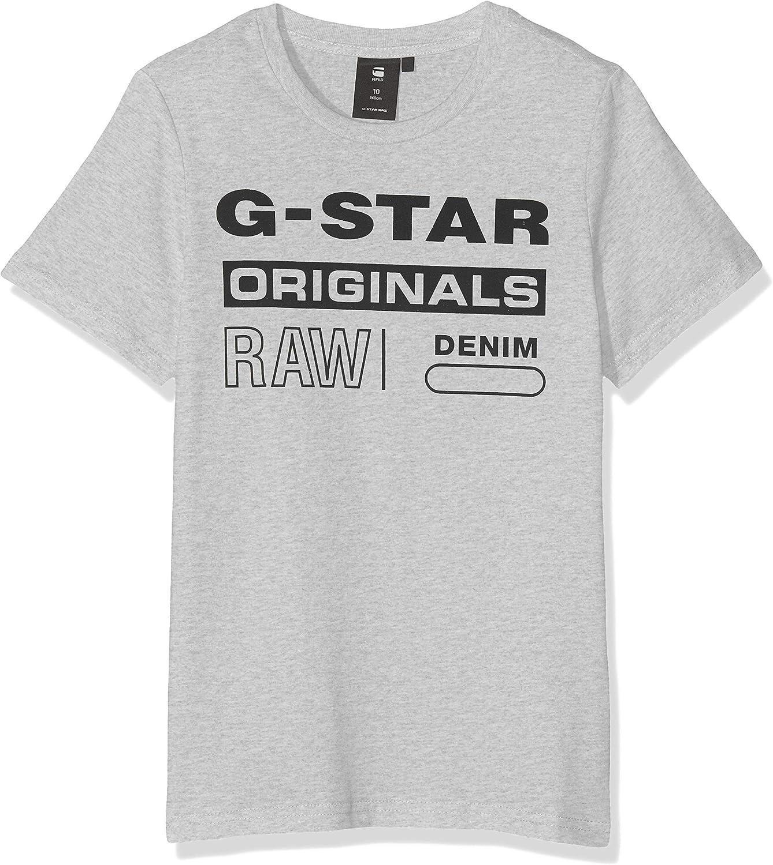 G-STAR RAW Sp10086 SS tee Camiseta para Ni/ños