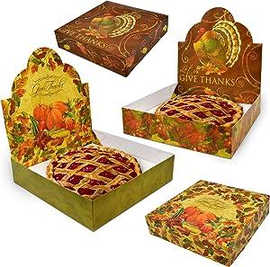 Thanksgiving Pie Boxes 12