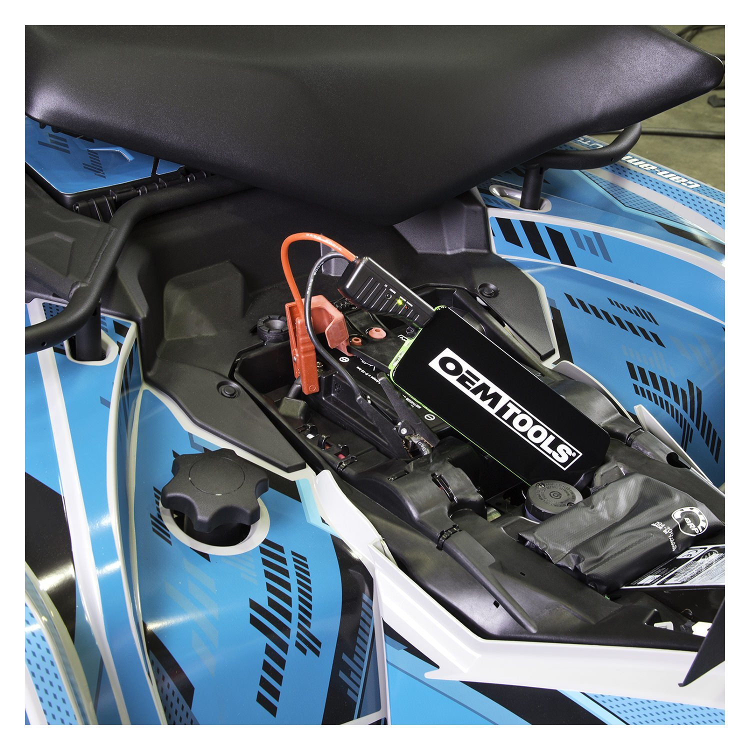 OEMTOOLS 24455 PPS-X Personal Power Source with Smart Jump Cables by OEMTOOLS (Image #10)