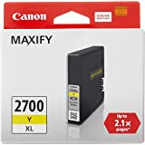Canon Maxify Inkjet Cartridges PGI-2700Y XL