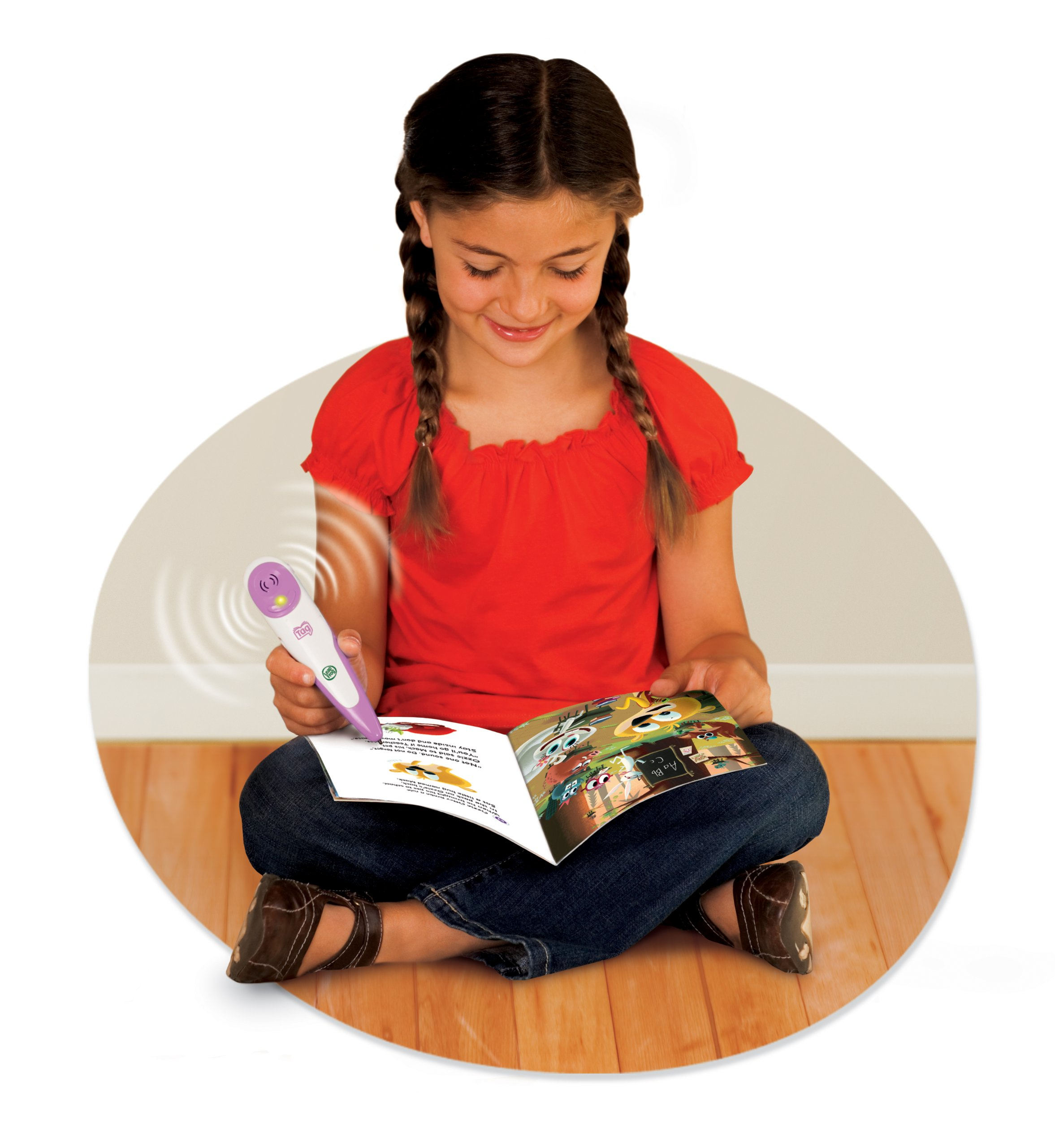 LeapFrog Tag Reading System - Pink by LeapFrog (Image #8)