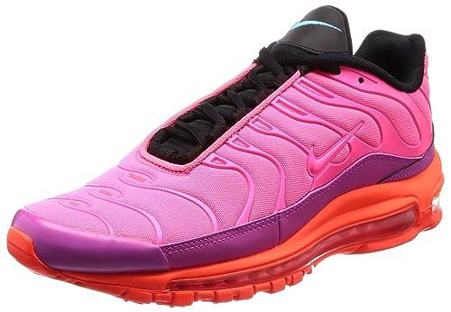 Nike Men's Air Max 97 Plus, Racer PinkHyper Magenta: Amazon