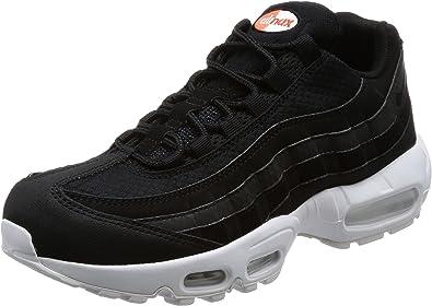 autumn shoes elegant shoes shop Nike Air Max 95 Premium Se, Chaussures de Gymnastique Homme, Noir ...