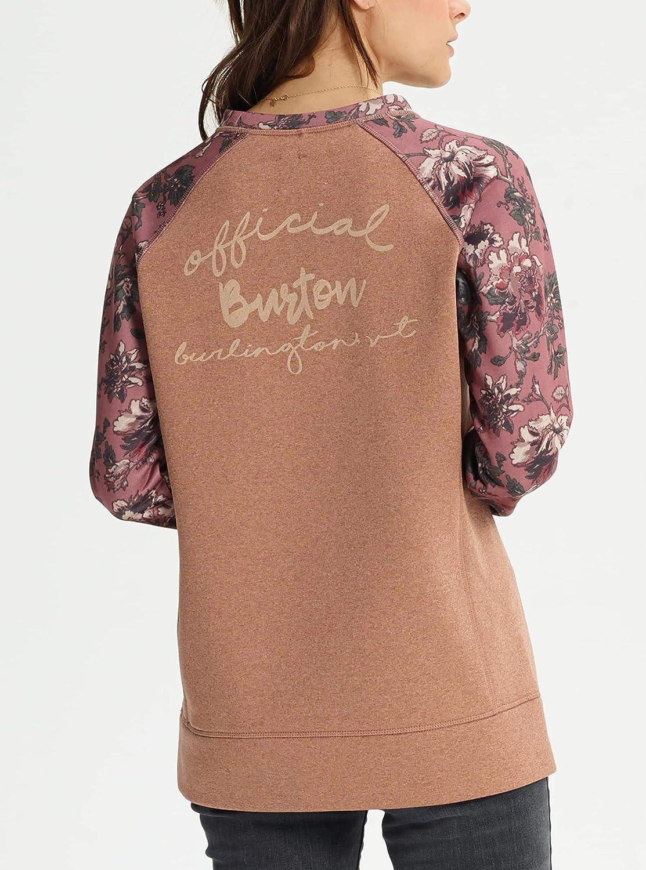 Burton Womens Oak Crew Sweatshirt