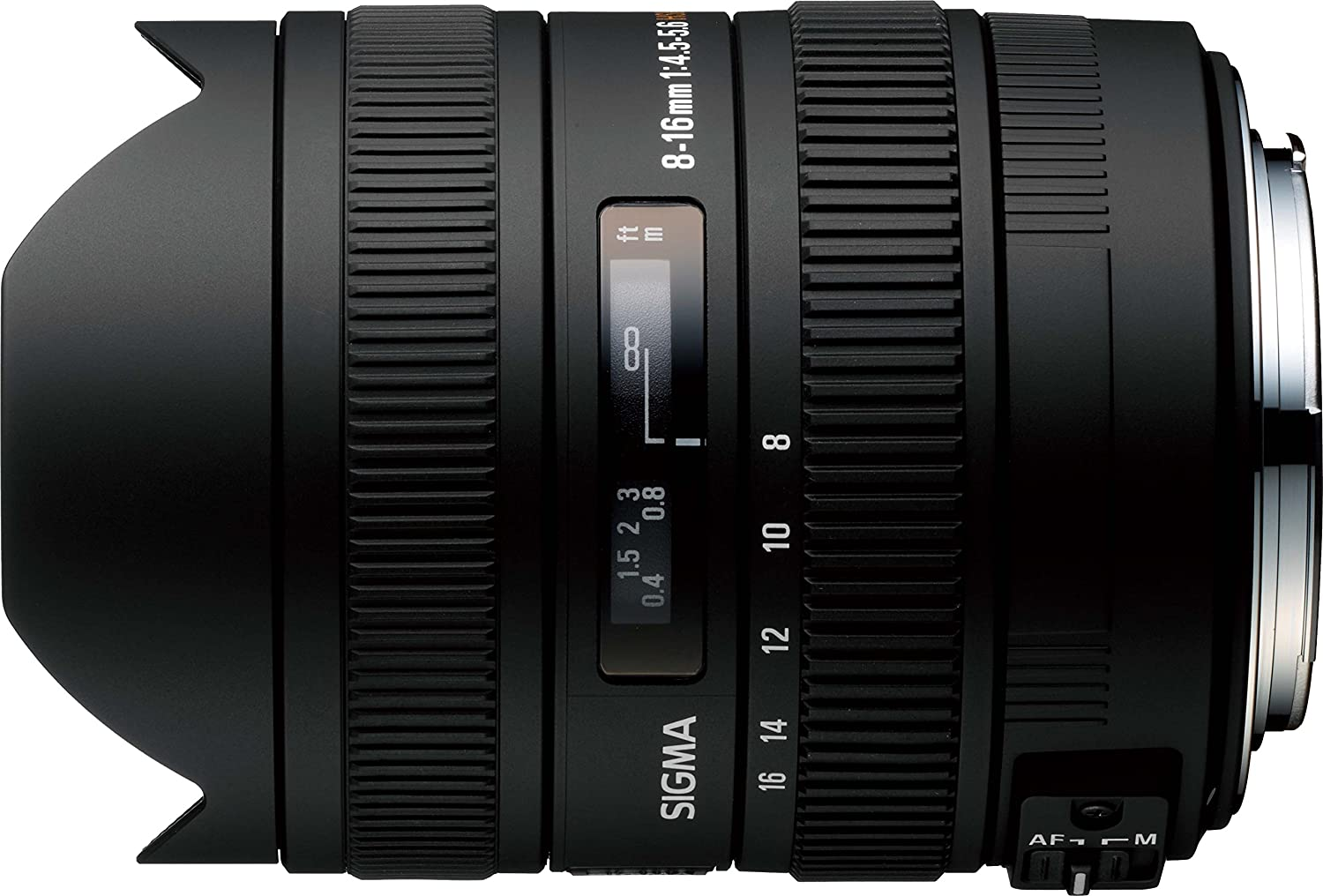 Sigma mm f DC CAF Objetivo para Canon distancia focal mm apertura