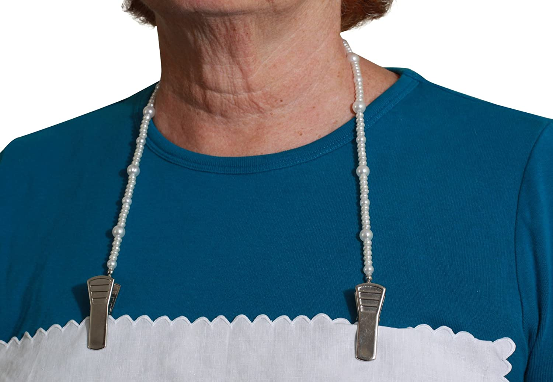 Pearl Napkin Clip by Granny Jo Products by Granny Jo Products B005EM3Q2I