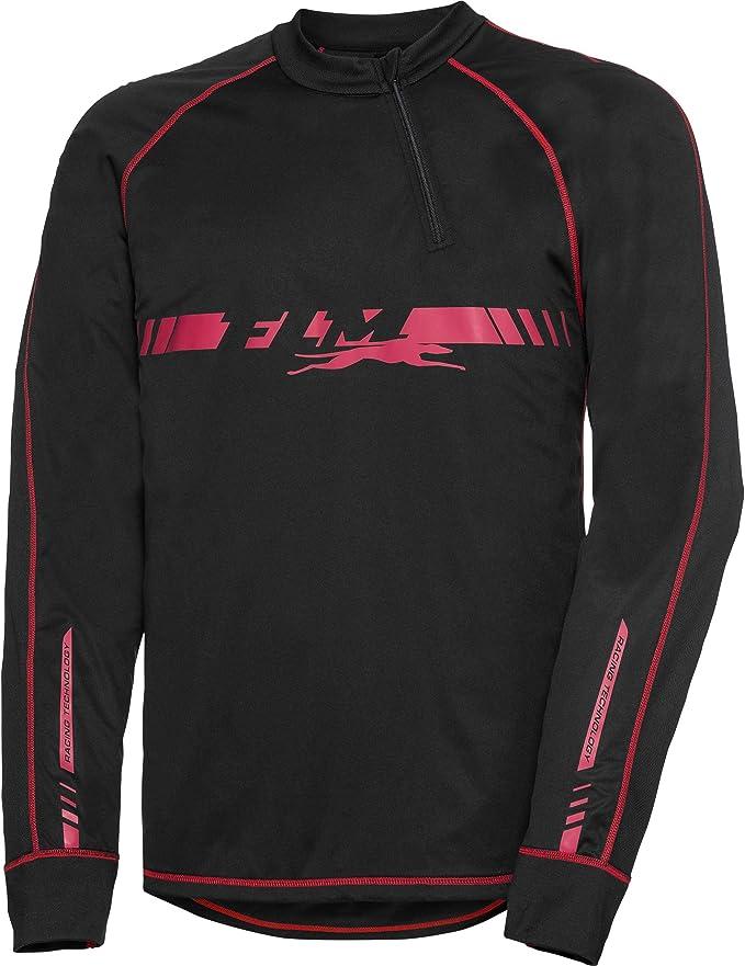 Flm Funktionsshirt Shirt Langarmshirt Funktionsshirt Mit Stormproof Membran 1 0 Herren Multipurpose Ganzjährig Textil Bekleidung