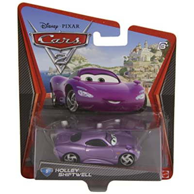 Disney/Pixar Cars 2 Die-Cast Holley Shiftwell #5 1:55 Scale: Toys & Games