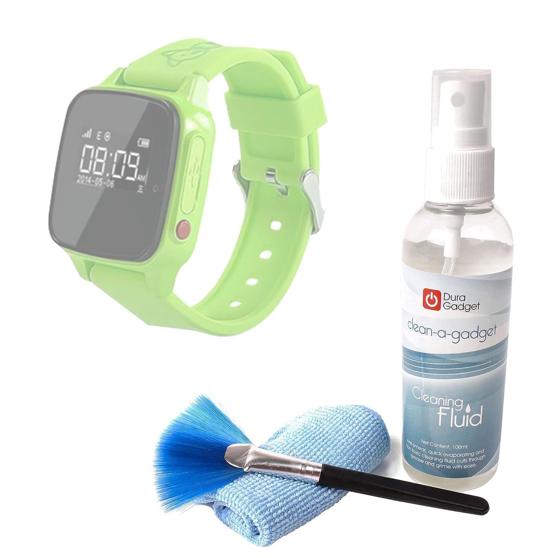 DURAGADGET Kit Limpieza para Smartwatch Fitbit Blaze/Haier ...