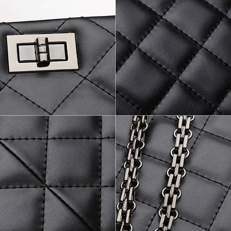 Plaid Crossbody bags for women 2019 Large Female Handbags Designer Black Leathersenger Women shoulder bag