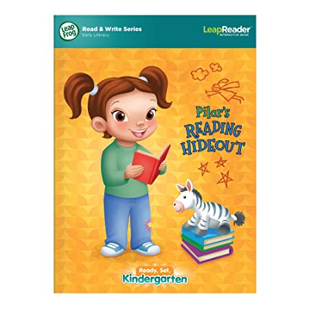 Amazon.com: LeapFrog LeapReader Read and Write Book Set: Ready ...