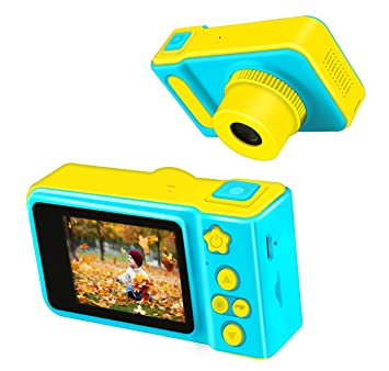 Christmas Presents For 8 Year Olds.Wiki Kids Digital Camera Best Gifts