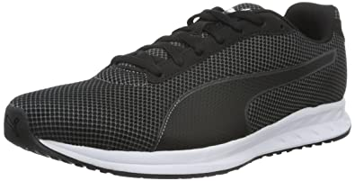 PUMA MEN GREY BURST MESH RUNNING SHOES price at Flipkart ad373d4b4