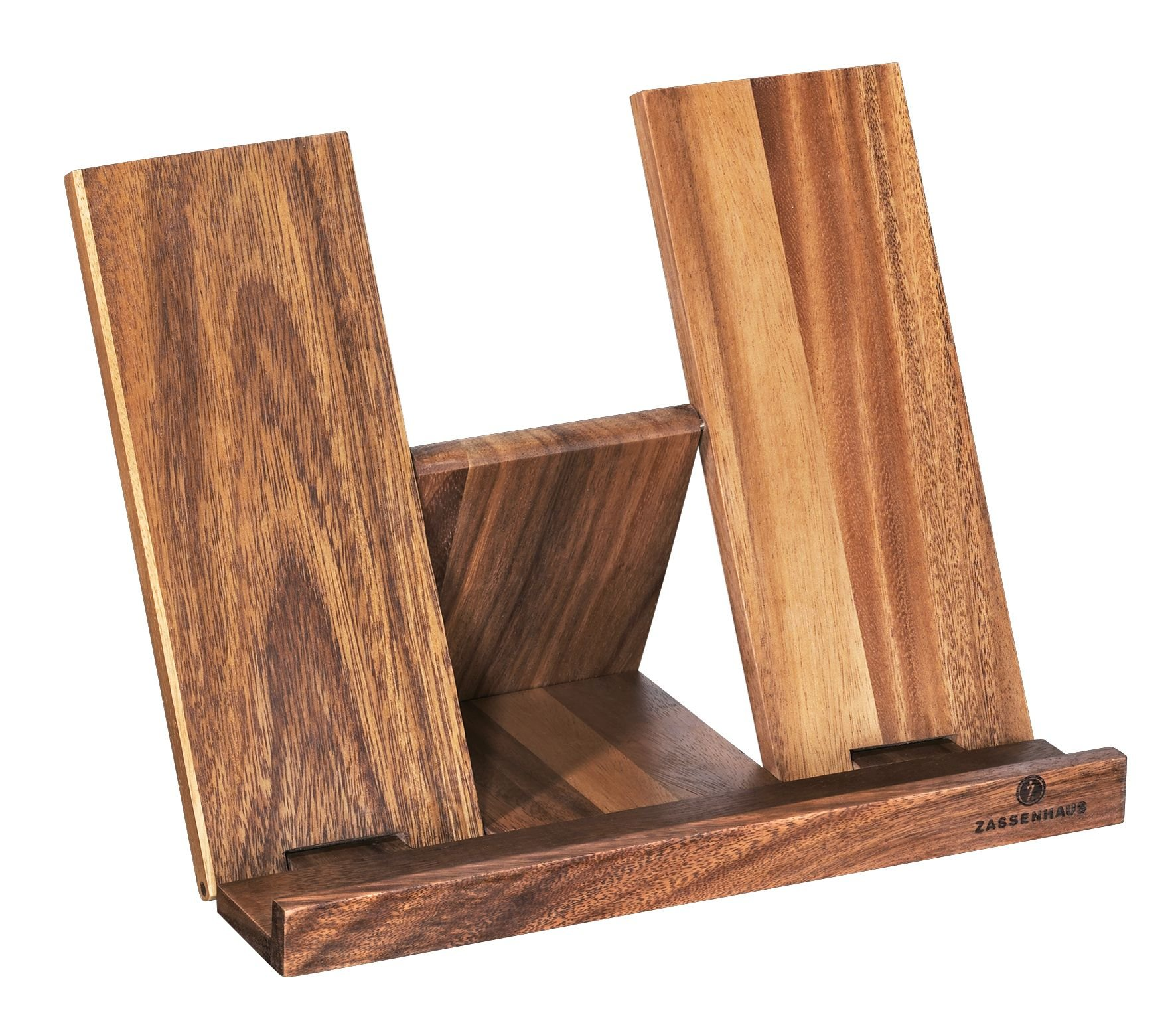Zassenhaus: Cook Book Rest in Acacia Wood by Zassenhaus