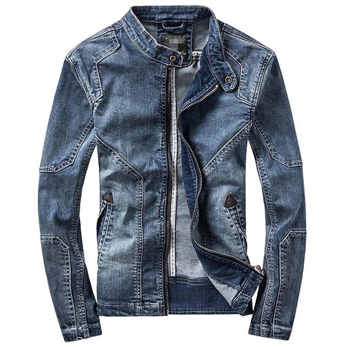Botia Retro Classics Denim Chaquetas Hombre Vintage Clothes Chaquetas Delgadas Hombres Abrigo Jeans Chaquetas M-