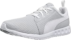 529546d972da PUMA Men s Carson Knitted Cross-Trainer Shoe