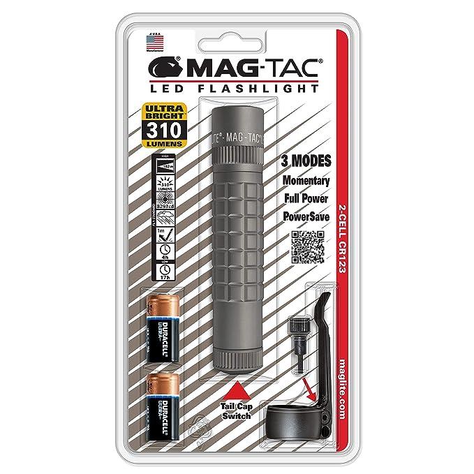 Maglite MAG-TAC SIN Corona - Linterna de acampada y ...