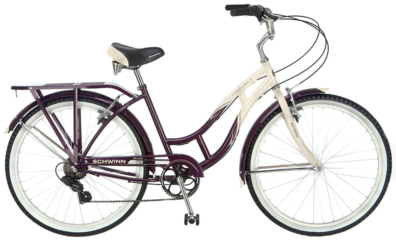 Schwinn Women's Sanctuary 7-Speed Cruiser Bike
