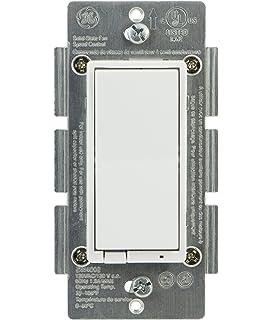 ge smart fan control z wave in wall 12730 works buy ge ge 45613