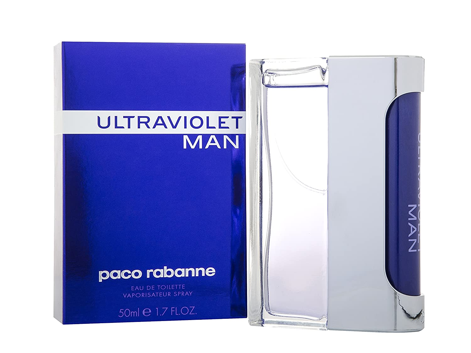 Perfume Ultraviolet: description of the fragrance, reviews. Perfumery Paco Rabanne Ultraviolet water 25
