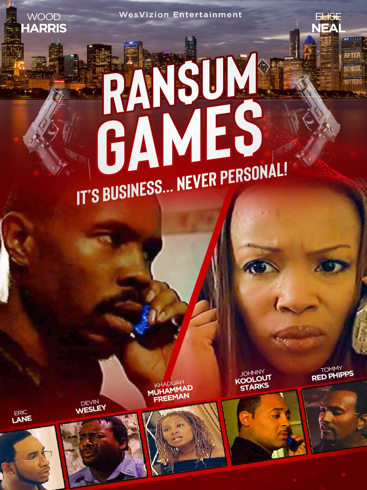 Ransum Games on Amazon Prime Video UK