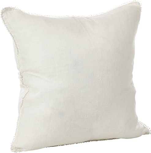 Better Homes and Gardens Beautyful Soft Faux Fur Backrest Pillow Ivory, Set of 2