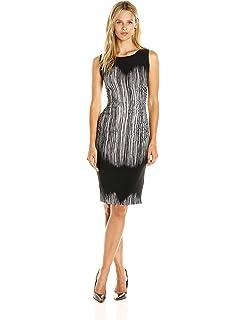 9a6c51848e8821 Norma Kamali Women s Sleeveless Waist Dress with Shirred On The Side