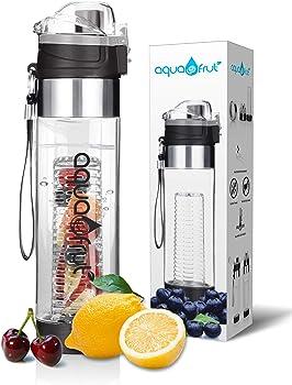 AquaFrut 24 OZ Fruit Infuser Water Bottle