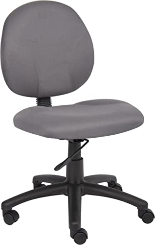 Boss Office Products Dimond Task Chair without Arms