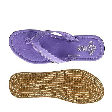 Ethletic Fair Flip Vegan Collection 17 - Farbe Purple Rain Aus Bio-Baumwolle Größe 40 RjWrYzet