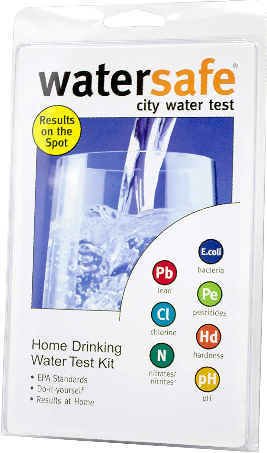 Watersafe WS-425B - Kit de Control para Agua Potable