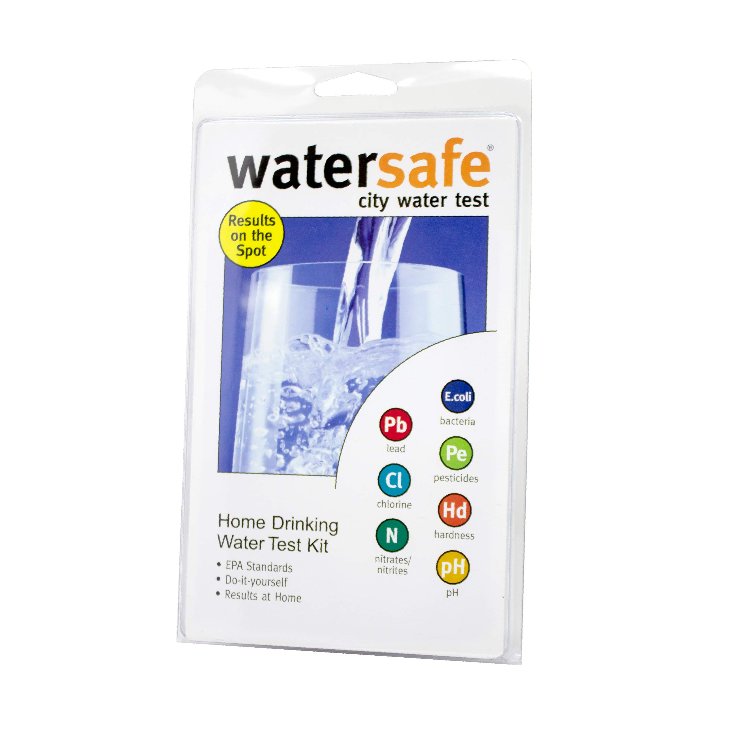 Watersafe WS-425B City Water Test Kit by Watersafe