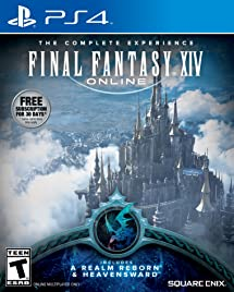 Final Fantasy XIV Online: playstation 4: Square Enix     - Amazon com