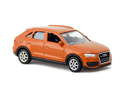 Amazon Com Audi Q3 Tdi Quattro 3 Inch Toy Car Toys Games