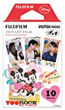 Amazon Price History for:Fujifilm Instax Mini Film Disney MICKEY & Friends