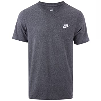ec7e8b700d3993 Nike Herren Club Embroidered Futura T-Shirt  Amazon.de  Sport   Freizeit