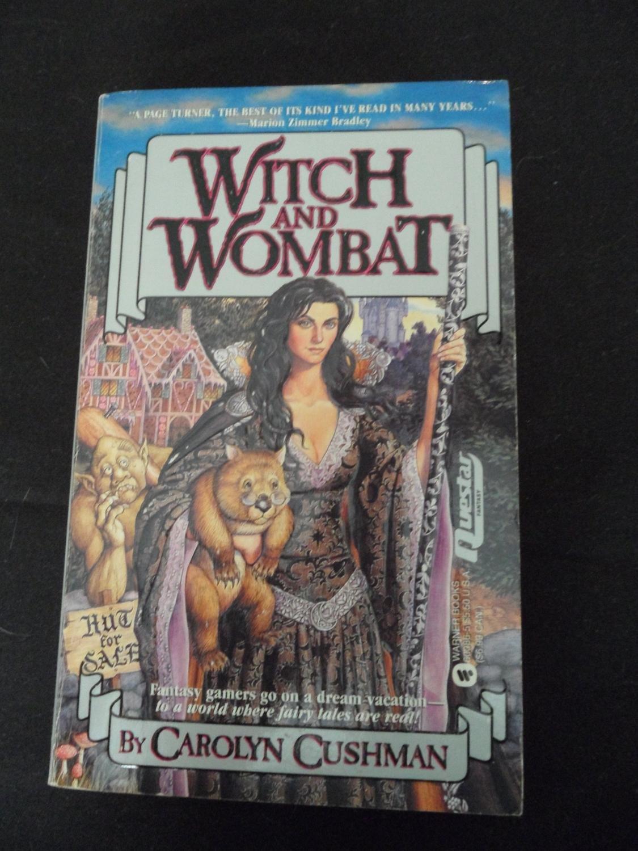 Witch and Wombat: Amazon co uk: Carolyn Cushman
