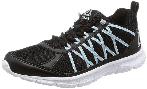 Speedlux 2.0, Zapatillas de Running para Mujer, Varios Colores (Vicious Violet/Vital Blue/White/Silver), 40.5 EU Reebok