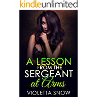 A Lesson from the Sergeant At Arms: An MC Daddy Dom Dubcon Romance (Tease Me Book 9)
