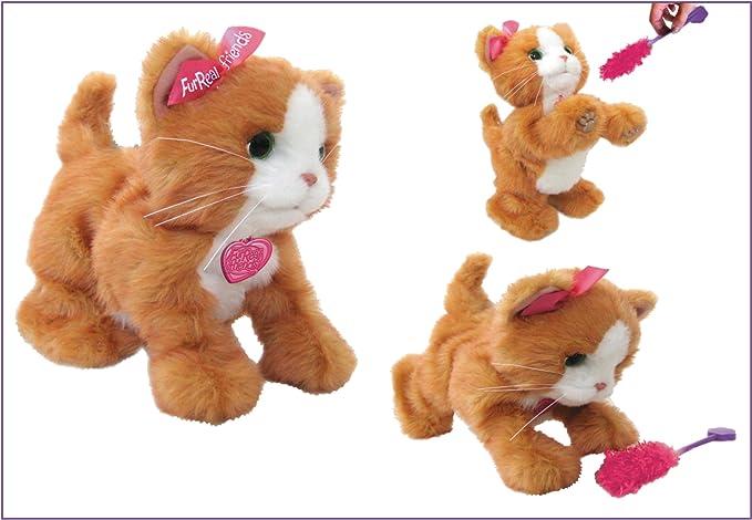 Furreal Friends - Peluche Daisy, mi gatita juguetona (Hasbro A2003E35): Amazon.es: Juguetes y juegos