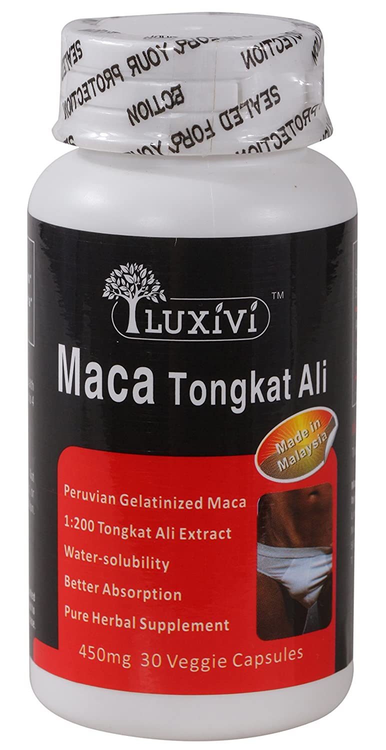 Amazon.com: Best Pure Natural Testosterone Booster for Mens Health - Maca Tongkat Ali - Peruvian Gelatinized Maca & Malaysia Tongkat Ali Freeze Dried ...