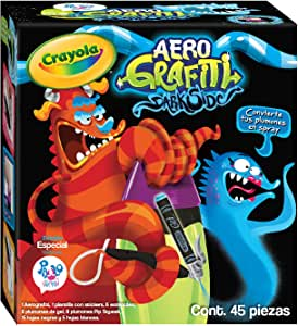 Crayola Juguete Aerografiti