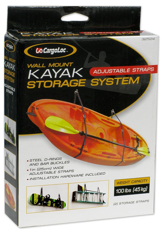 CargoLoc Heavy Duty Garage Hoist - 100 lbs, Ceiling Mount 32522